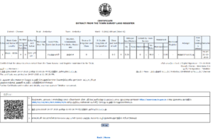 patta chitta online certificate
